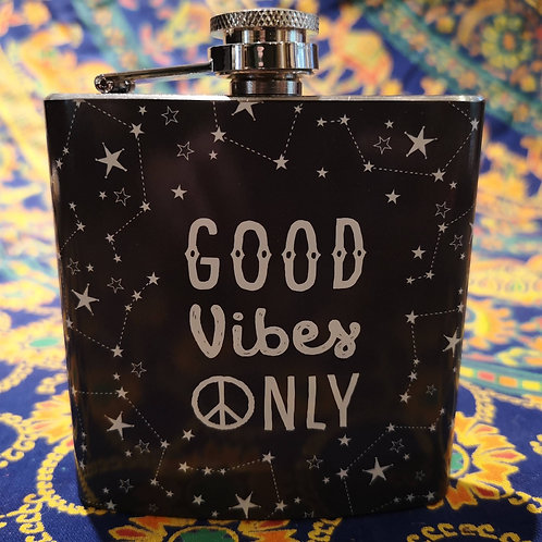 Hip Flask 'Vibes'