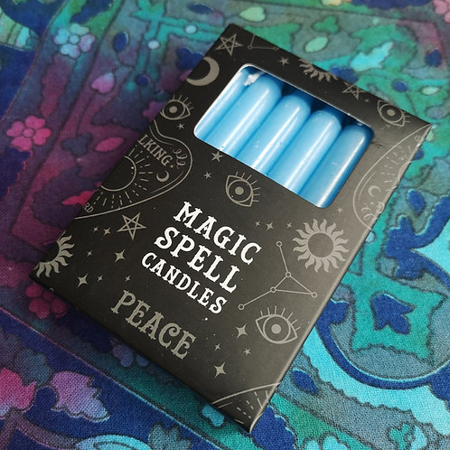 Magic Spell Candles 'Peace'