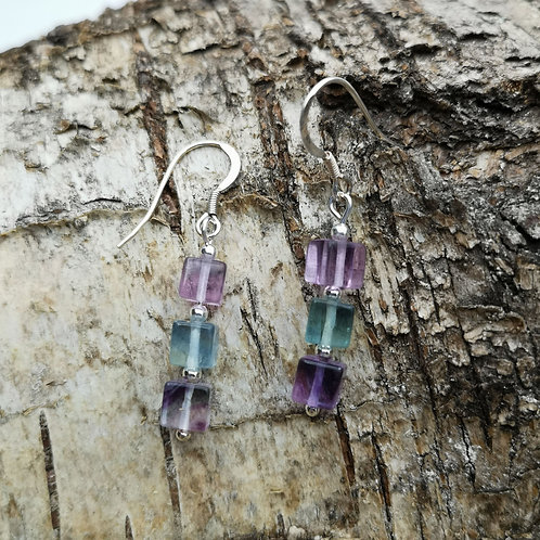 Fluorite Earrings