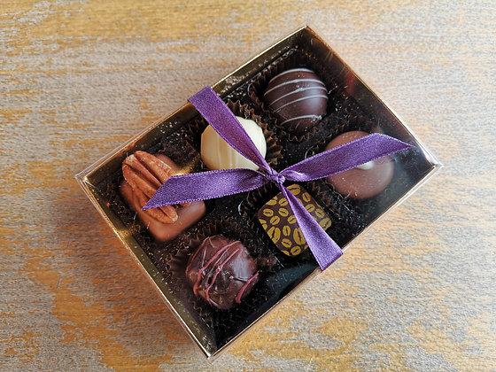 6 Luxury Chocolates Gift Box