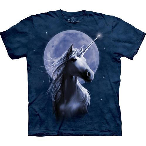 Child's Unicorn Moon T-Shirt