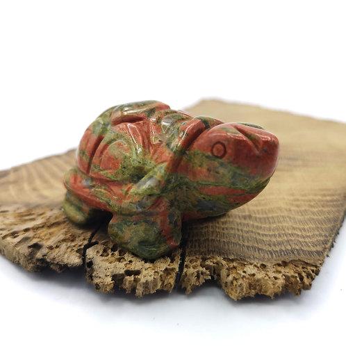 Unakite Tortoise