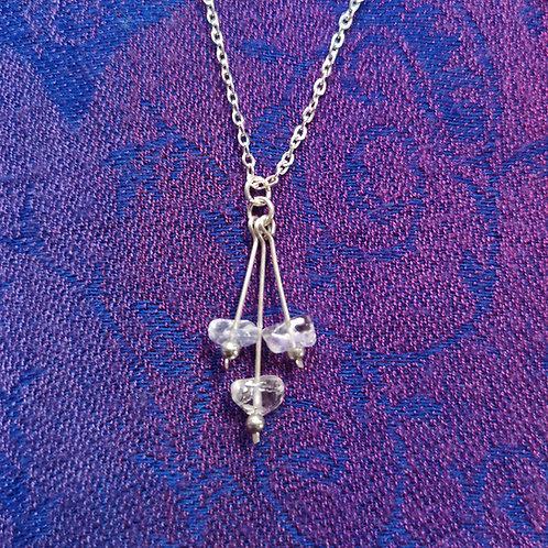 Aries Quartz Necklace