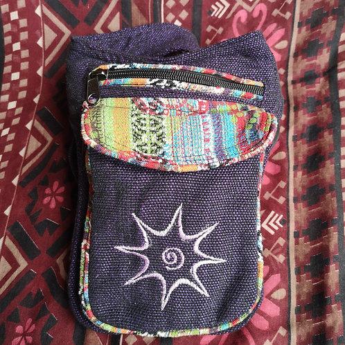 Purple Star Bum Bag