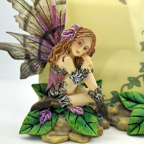 Falling Leaves Fairy Note Pad