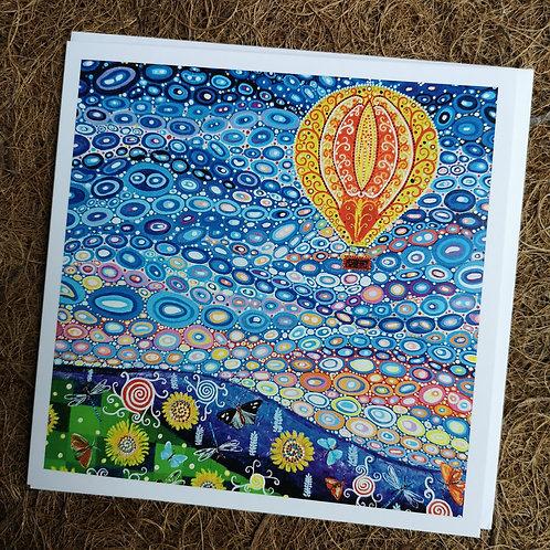 'Hot Air Balloon'