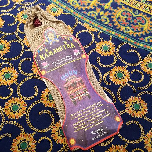 Kamasutra Incense Sticks and Holder