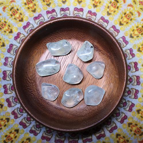 Prehnite Tumble Stone