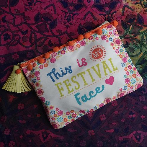 Festival Make Up Bag