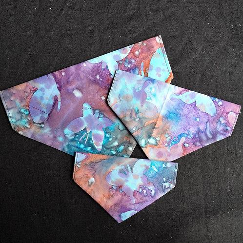 Butterfly Tie Dye Bandana
