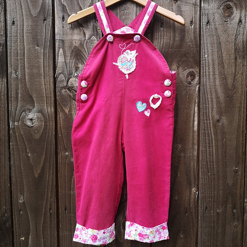 Dancing Mouse Dungarees