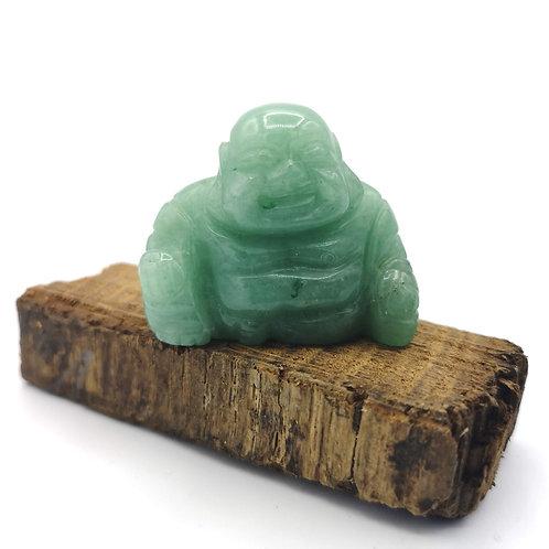 Green Aventurine Buddha