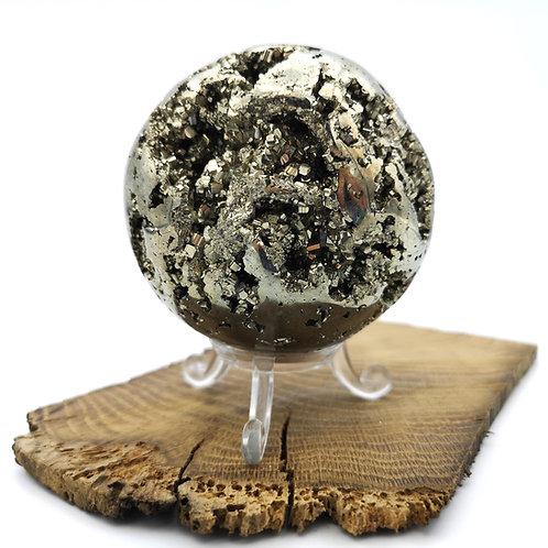 Pyrites Sphere