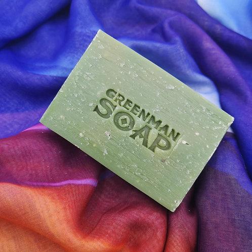 Greenman Soap 'Lemon and Basil'
