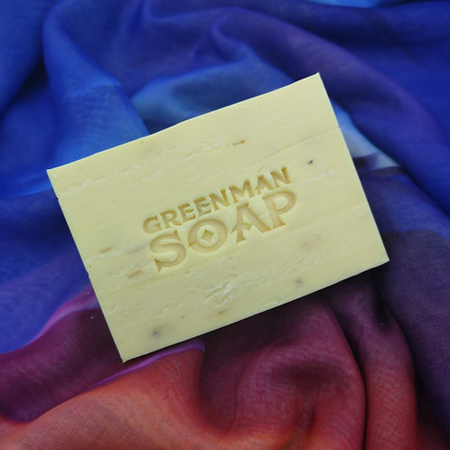 Greenman Soap 'Carrot Seed and Shea Butter'