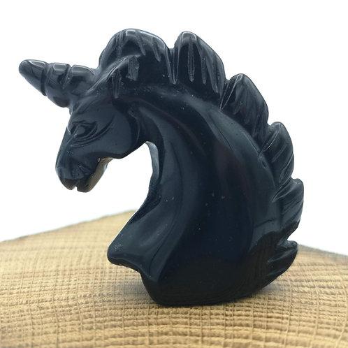 Obsidian Unicorn