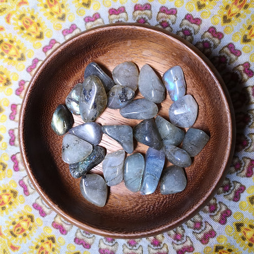 Labradorite Tumble Stone Small
