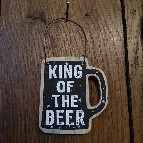 Beer King Sign