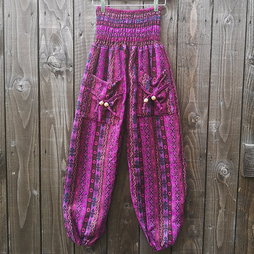 Cosy Pink Trousers