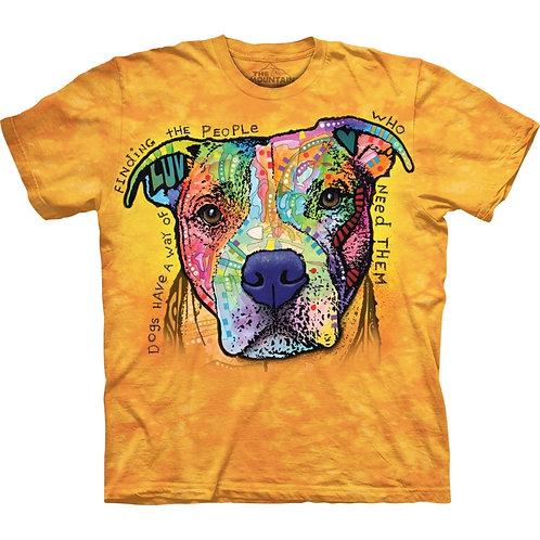 Hopeful Dog T-Shirt