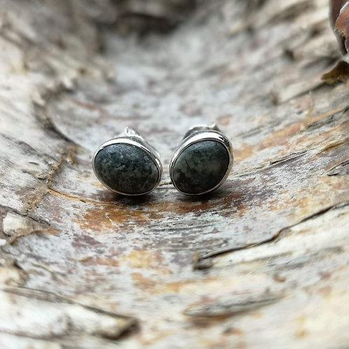 Preseli Bluestone Stud Earrings
