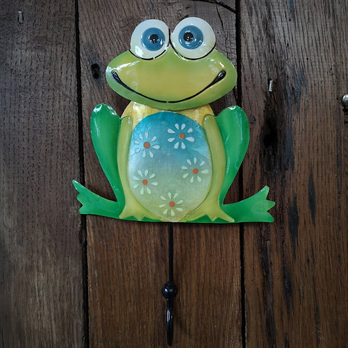 Funky Frog Wall Hook