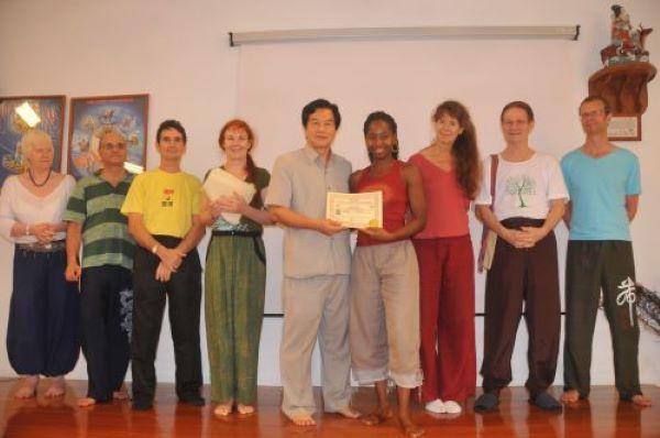 Instructrice des pratiques du Tao