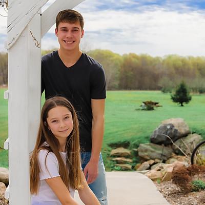 Evan & Maddie