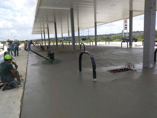 Shell Gas Station (San Antonio, TX)