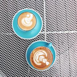 coffee birds eye