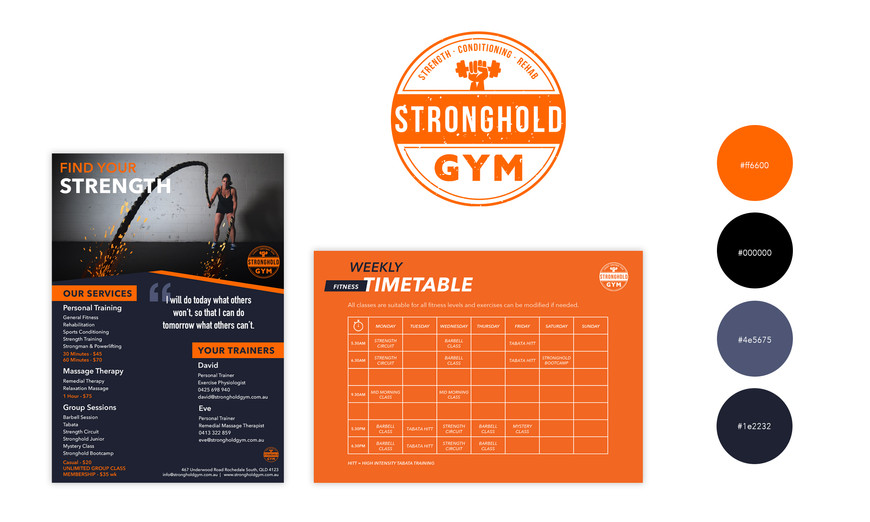 Stronghold Gym