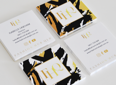 How To Choose A Business Card Design
