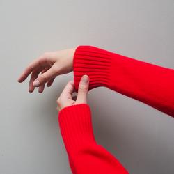 cashmere hands
