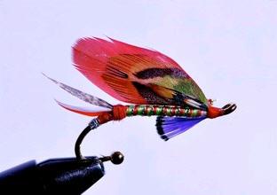 Jims Fly Pin