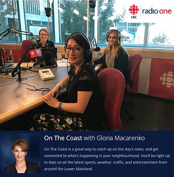 CBC interview Wendy Quan workplace mindfulnes meditation