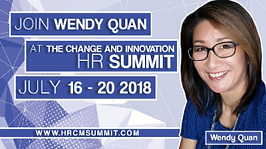 Wendy Quan change management and mindfulness summit