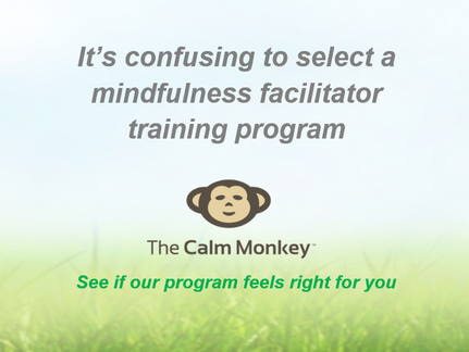 Confused when comparing mindfulness facilitator training programs?