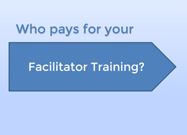 Do mindfulness facilitators pay for their own training?