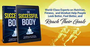 The Successful Body book - mindfulness meditation body