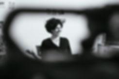 איילת כהן בהרצאה על וידאותרפיה