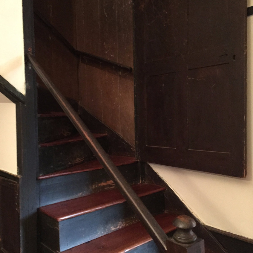 The Back Stairs