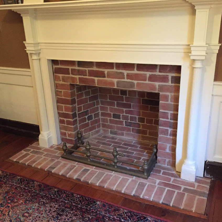 Mantle and Chair Rail