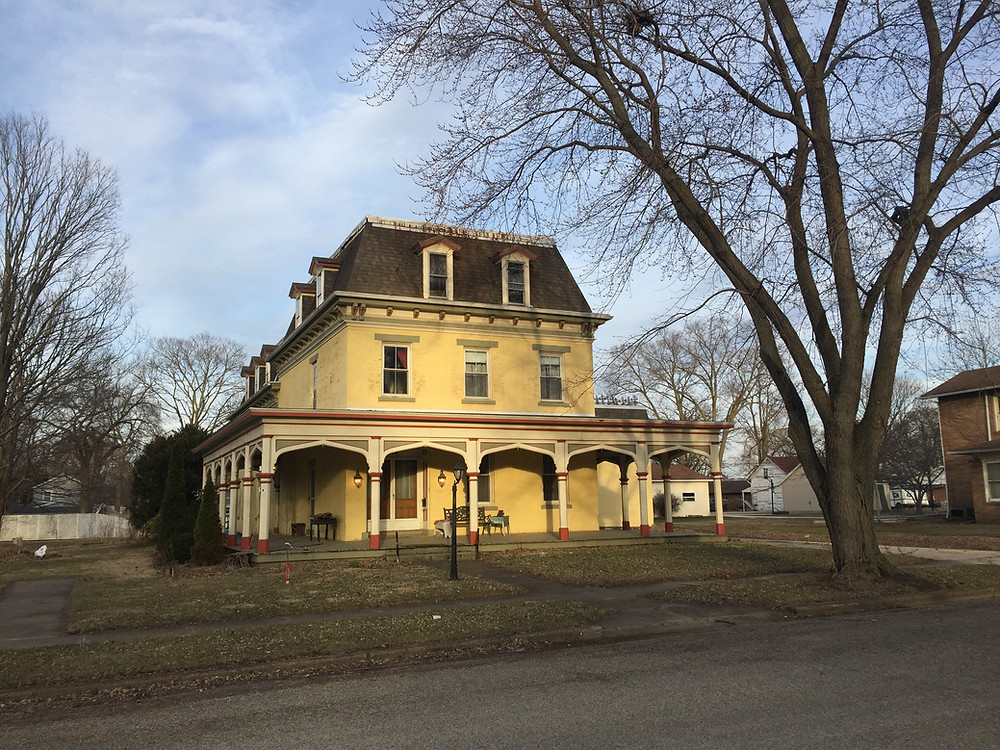 The Powell Home, Henry, IL