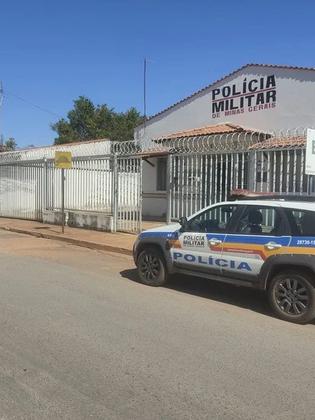 Em Lagamar: PM prende acusado de esfaquear e matar homem em desentendimento