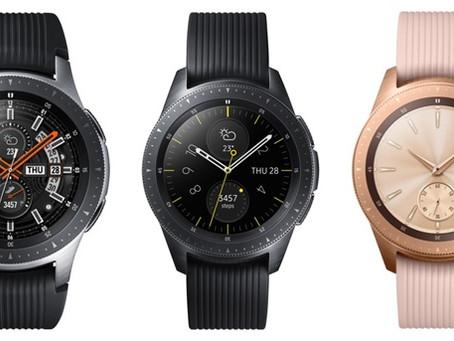 Samsung lança Galaxy Watch versão 4G no Brasil