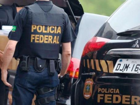 PF cumpre mandado nas cidades de Lagamar e Vazante por fraude de mais de R$ 1 milhão no INSS