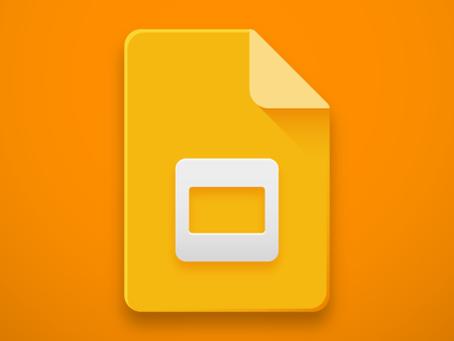 Como ativar legendas em tempo real no Google Slides?