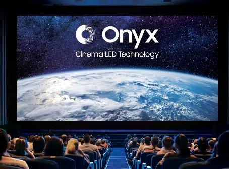 Primeira tela LED de cinema 'Samsung Onyx' chega ao Brasil