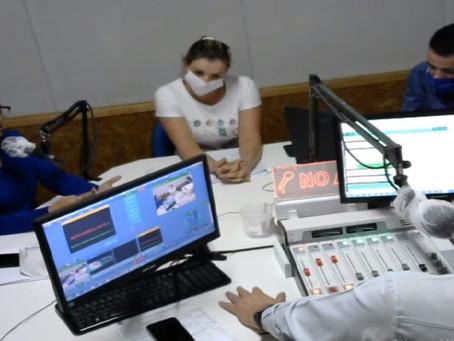 [Áudio] Secretaria de Saúde faz esclarecimentos sobre resultados conflitantes de testes de Covid-19