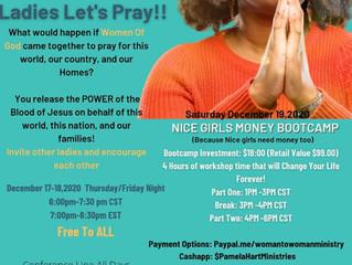 Ladies Power Prayer Project